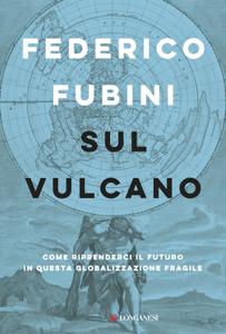 Sul vulcano Copertina del libro