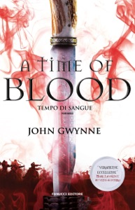 A Time of Blood. Tempo di sangue Book Cover