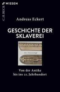 Geschichte der Sklaverei Buch-Cover