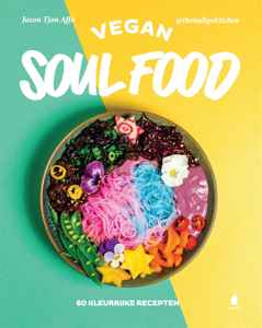 Vegan soul food Boekomslag