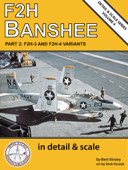 F2H Banshee in Detail & Scale