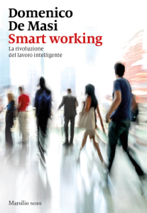 Smart working Copertina del libro