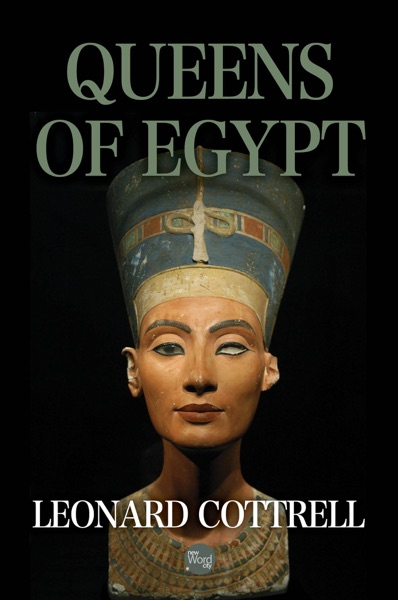 Queens of Egypt - Leonard Cottrell book cover