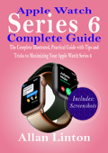 Apple Watch Series 6 Complete Guide Book Cover