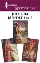 Harlequin Historical July 2014 - Bundle 1 Of 2