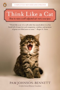 Think Like a Cat Book Cover