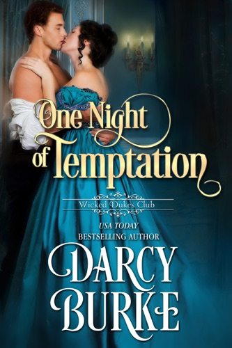 One Night of Temptation - Darcy Burke - Darcy Burke