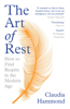 Claudia Hammond - The Art of Rest artwork