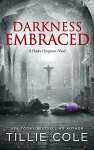 Darkness Embraced Book Cover