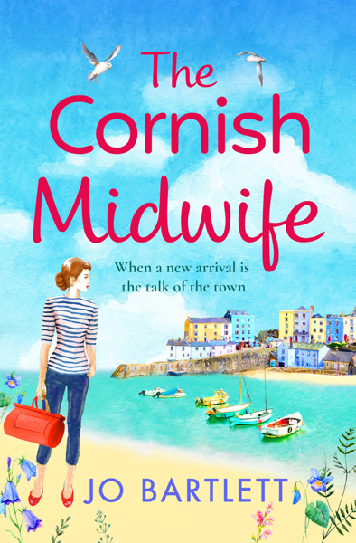 The Cornish Midwife por Jo Bartlett