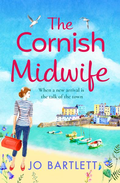The Cornish Midwife por Jo Bartlett
