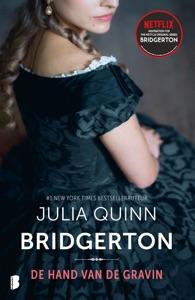 De hand van de gravin Door Julia Quinn Boekomslag