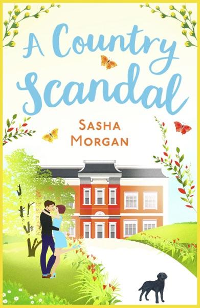 A Country Scandal - Sasha Morgan book cover