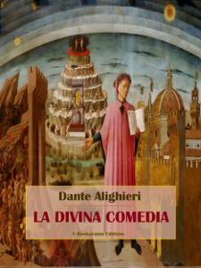 La Divina Comedia Couverture de livre