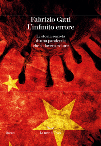 L'infinito errore Book Cover