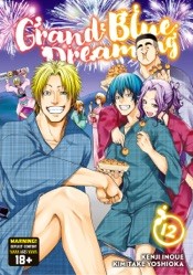 Grand Blue Dreaming Volume 12