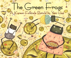 The Green Frogs Book Cover