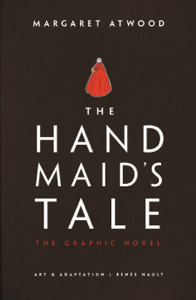 The Handmaid's Tale Libro Cover