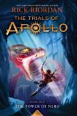 The Trials of Apollo, Book Five: The Tower of Nero Book Cover