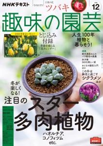 NHK 趣味の園芸 2020年12月号 Book Cover