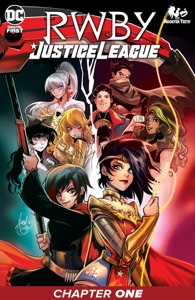 RWBY/Justice League (2021) #1 Book Cover