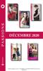 Collectif - Pack mensuel Passions : 11 romans + 1 gratuit (Décembre 2020) illustration