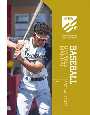 2021-22 Baseball Umpires Manual