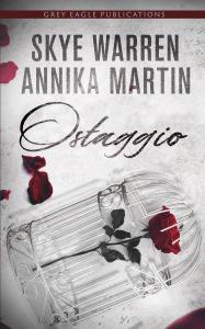 Ostaggio Book Cover