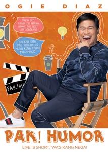 Pak! Humor Book Cover