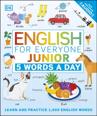 English for Everyone Junior 5 Words a Day