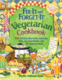 Fix-It and Forget-It Vegetarian Cookbook PDF Download