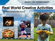 Real World Learning Creative Activities Book