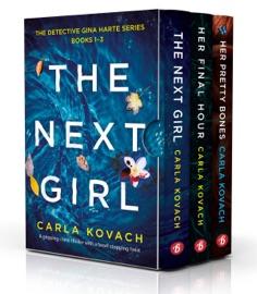 The Detective Gina Harte Series: Books 1–3 PDF Download