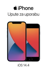 Upute za uporabu iPhone uređaja