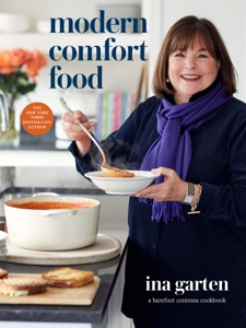 Modern Comfort Food by Ina Garten Book Cover