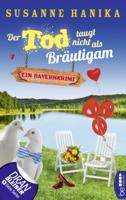 Susanne Hanika - Der Tod taugt nicht als Bräutigam artwork