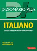 Dizionario italiano plus Book Cover