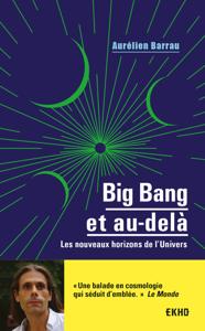 Big Bang et au-delà - 3e éd. La couverture du livre martien