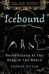 Icebound Book Cover