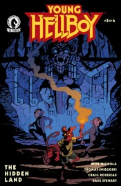 Download Young Hellboy: The Hidden Land #3