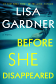 Before She Disappeared Book Cover