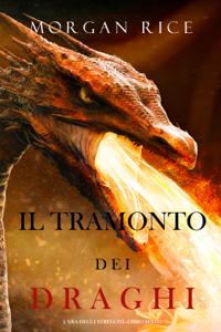 Il tramonto dei draghi (L'era degli stregoni—Libro sesto) Copertina del libro