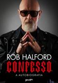 Confesso, a autobiografia Book Cover