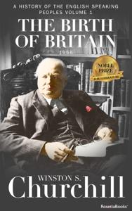 The Birth of Britain, 1956 Book Cover