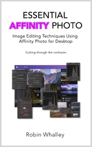 Essential Affinity Photo Book Cover