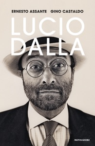 Lucio Dalla di Ernesto Assante & Gino Castaldo Copertina del libro