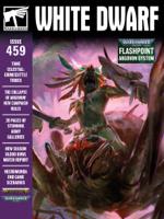 Games Workshop - White Dwarf 459 artwork