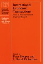 International Economic Transactions