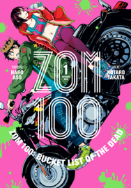 Zom 100: Bucket List of the Dead, Vol. 1