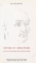 Mythe Et Structure Dans Les